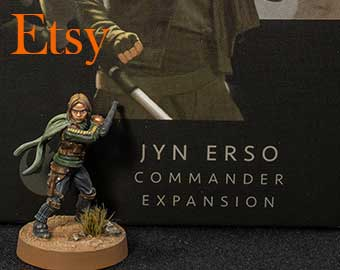 Star Wars Legion: Jyn Erso