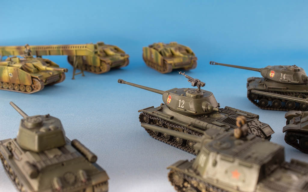 Flames of War Tanks