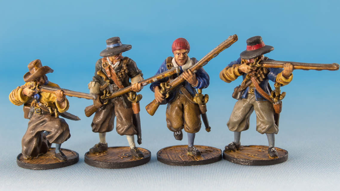 English Freebooters, Firelock Games, 2018