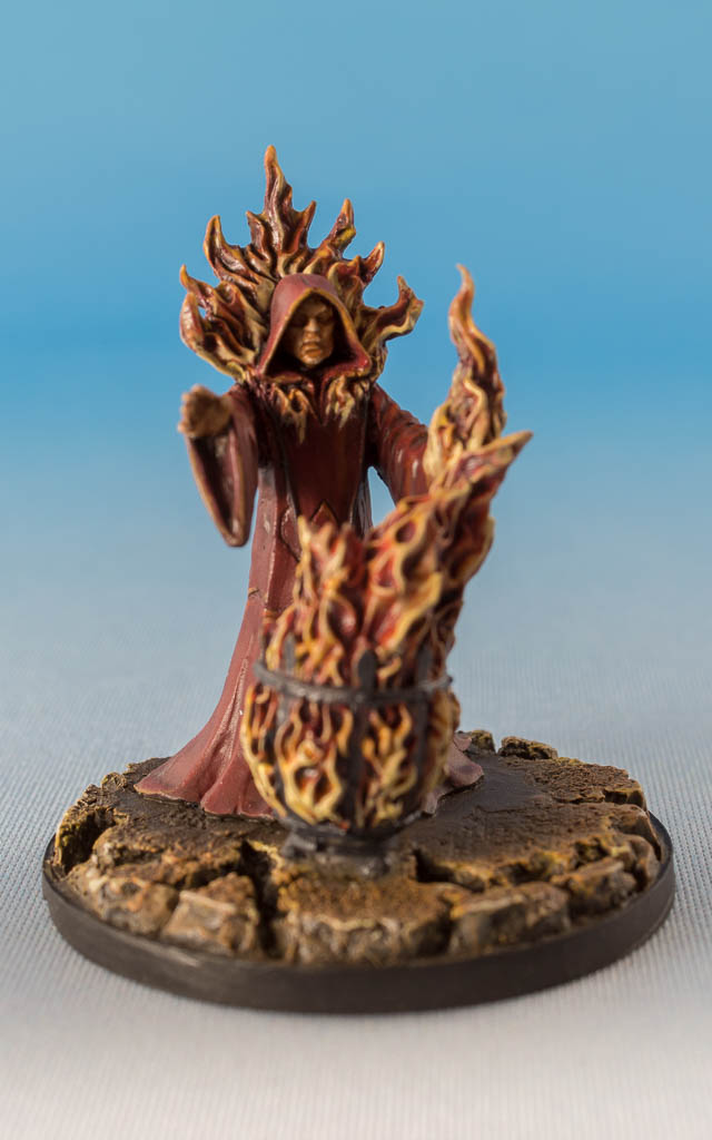 Fire Cult Priest